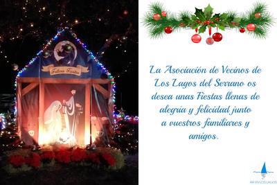 A.VV. Lagos del Serrano-Felices Fiestas